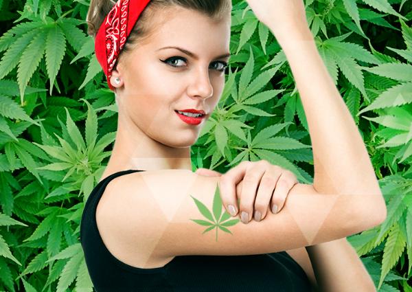 Mujeres y el Cannabis