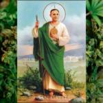 San Hugo Lopez Gatell,ten misericordia y legaliza la marihuana, te rogamos, Amén. cannatlán.com