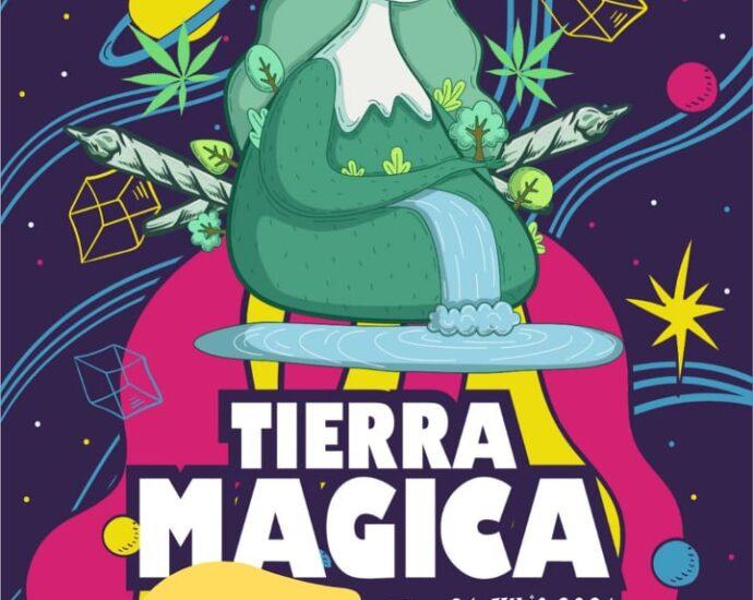 Festival Tierra Mágica Guanajuato 2021 cannatlan mercado online