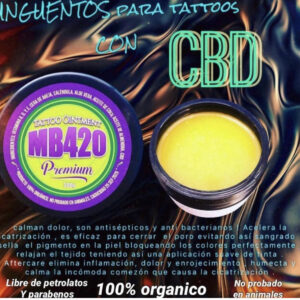 MB420 OINTMENT