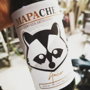 Cerveza con marihuana mapache artesanal cannatlan.com
