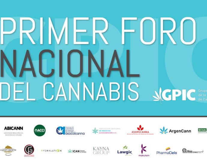 GPIC 1er Fono Nacional del Cannabis 2021 cannatlan