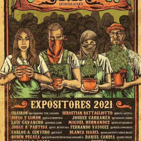 Cultivation Cup Jalisco 2021 cannatlan