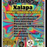 Fumaton 4:20 Veracruz cannatlan
