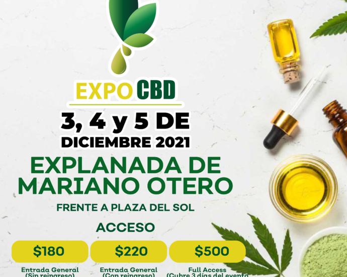 EXPO CBD en Guadalajara, Jalisco México, donde encontrarás más 30 expositores de TODA América latina, todo lo que necesitas saber sobre el cannabis y el cbd éste 3,4 y 5 de Diciembre 2021 en Guadalajar cannatlan